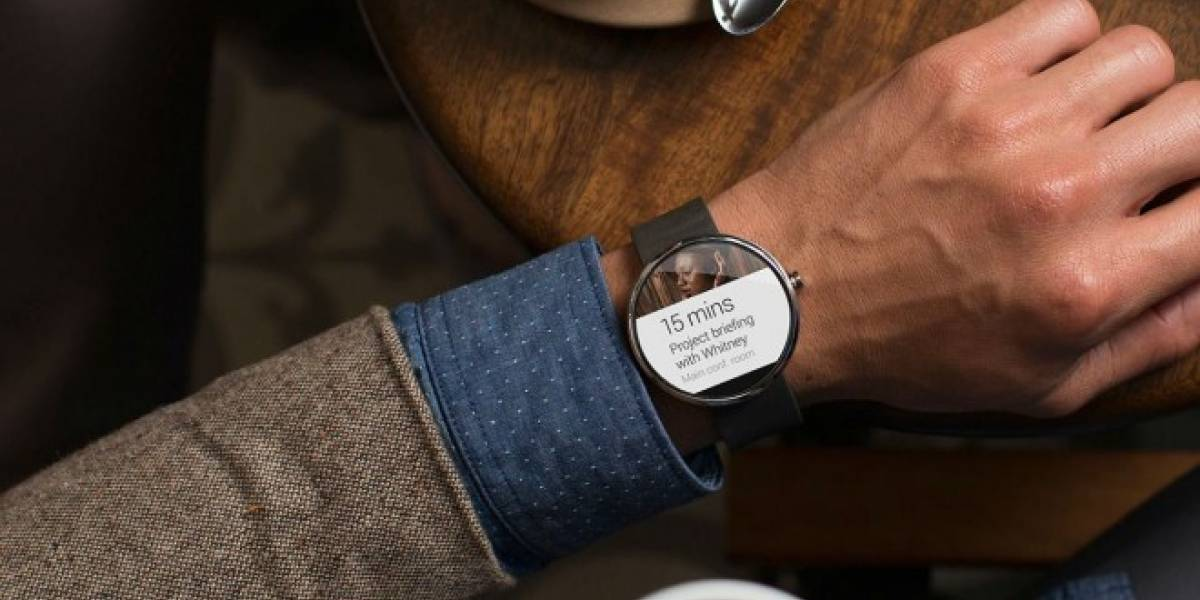 Tu reloj Android Wear podrá enviar mensajes a Whatsapp y Telegram