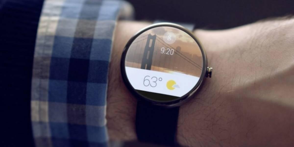 Hangouts 4.0 permite mandar mensajes de voz en Android Wear