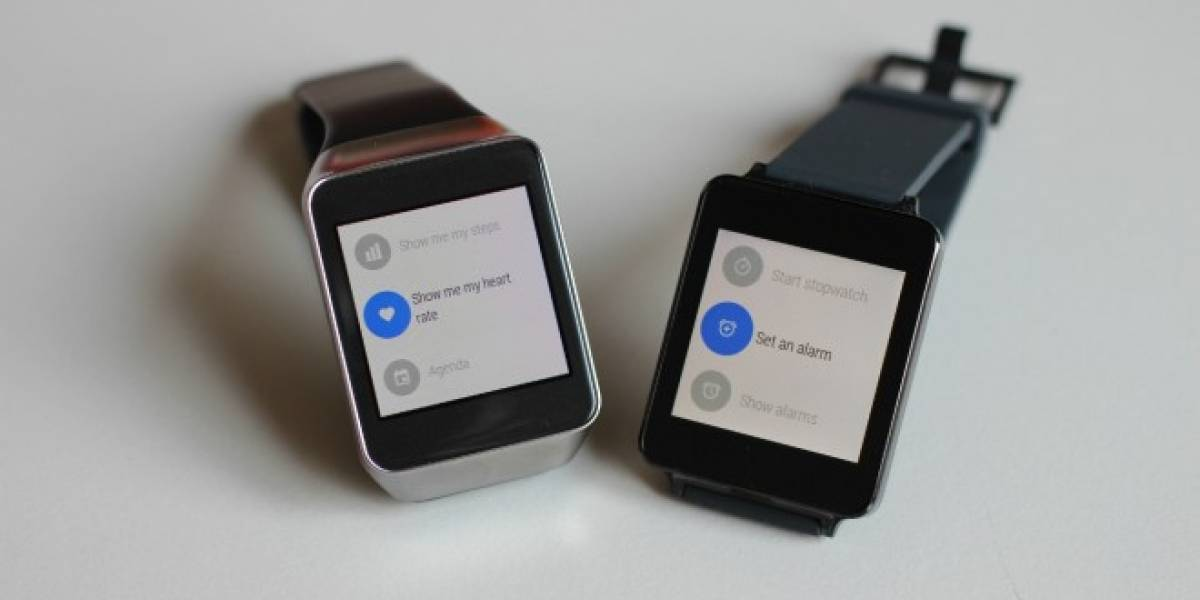 Apple Watch vs Android Wear: la lucha está en las aplicaciones
