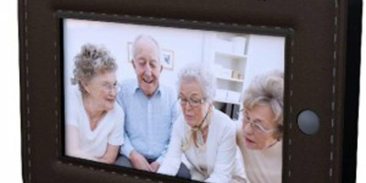 Angela, una tableta diseñada para el cuidado de los ancianos