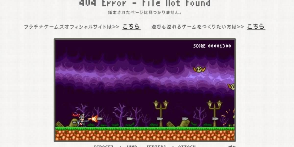 A perder el tiempo: Angel Land es Bayonetta en el navegador