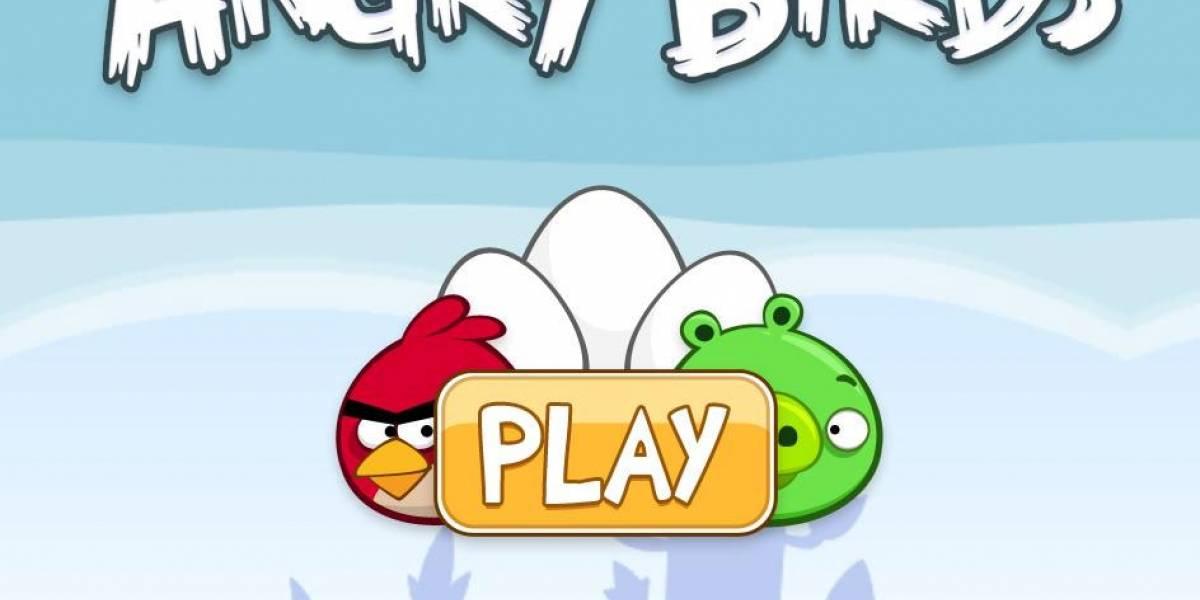 Nokia y Rovio organizaron el primer campeonato de Angry Birds