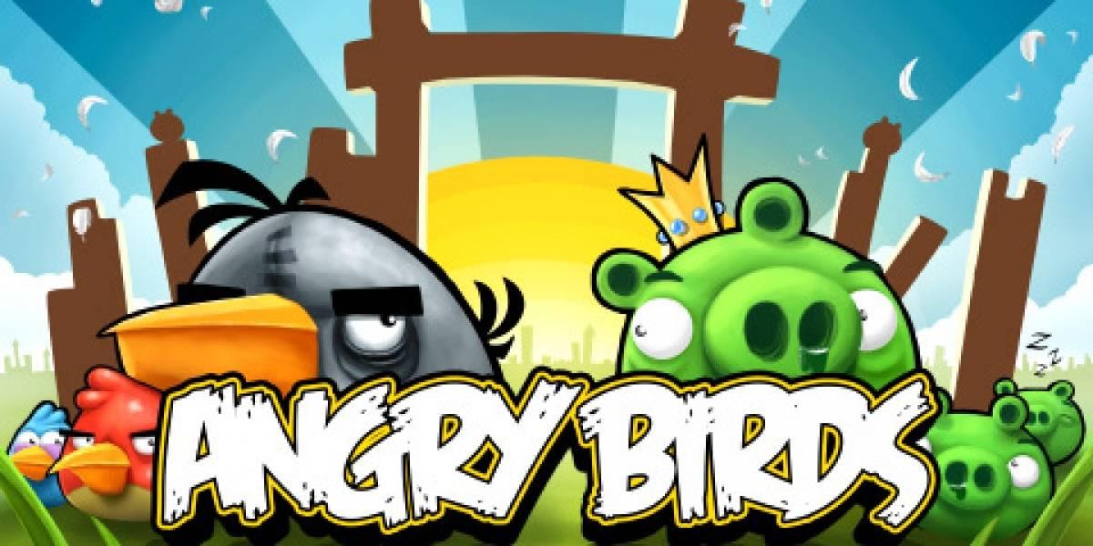 Angry Birds llega finalmente a Windows Phone 7 este 29 de Junio