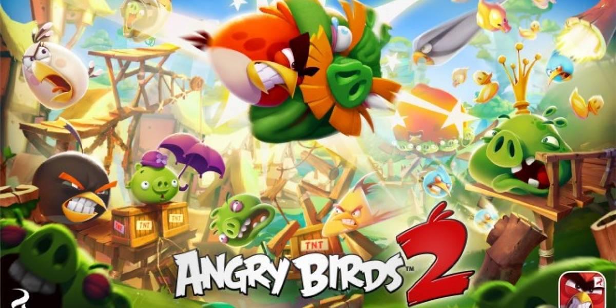 Creadores de Angry Birds despedirán a un tercio de su personal
