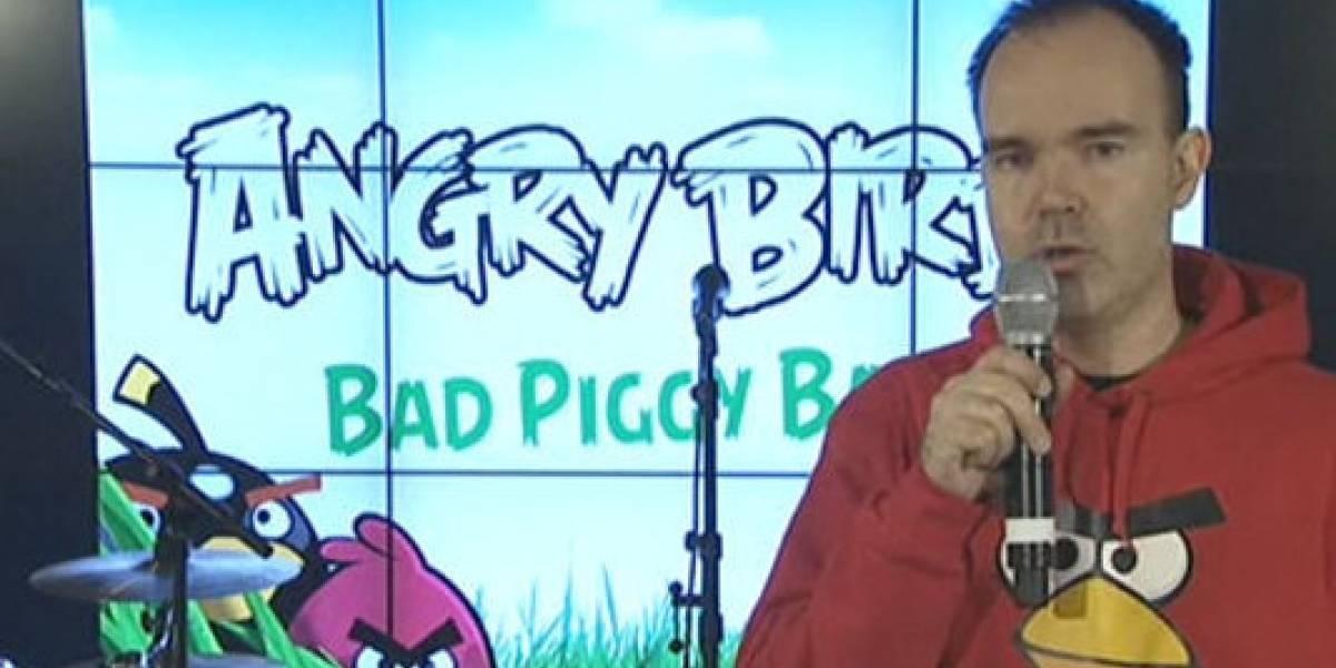 Responsables de Angry Birds crean una nueva plataforma de pago