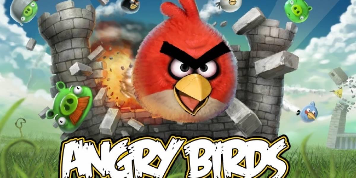Angry Birds podrá sincronizarse en varios equipos