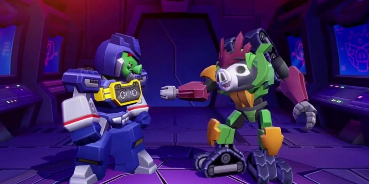 Con Angry Birds Transformers Rovio apuesta por nuevos estilos de juego