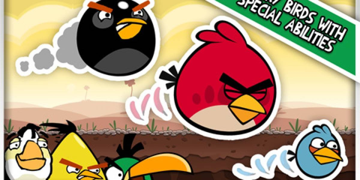 Versión completa de Angry Birds disponible para el N9