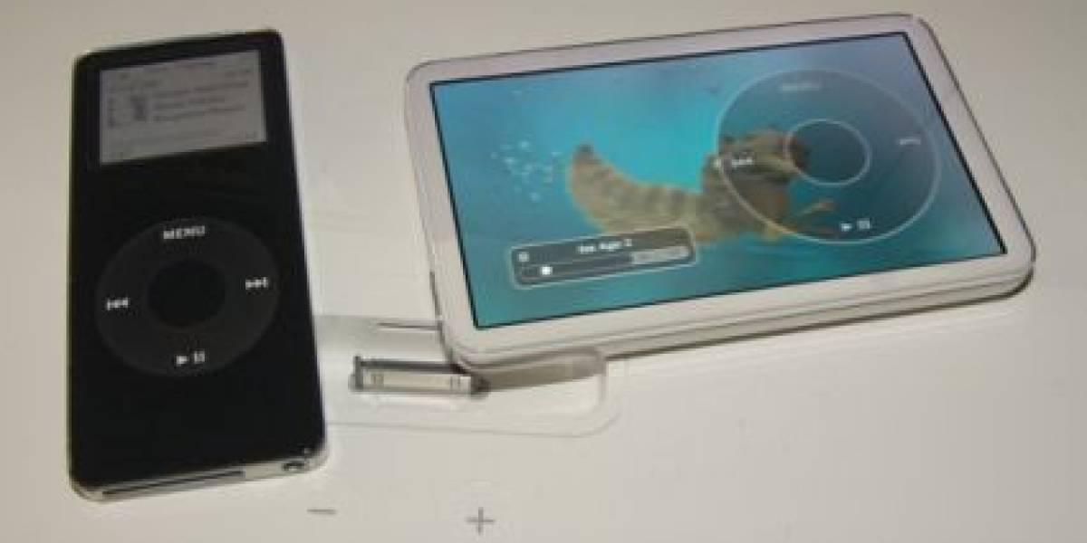 Nuevas imágenes del iPod Video