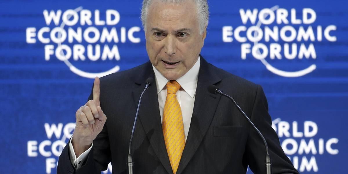 Michel Temer asegura que Lula da Silva 'no está muerto políticamente'