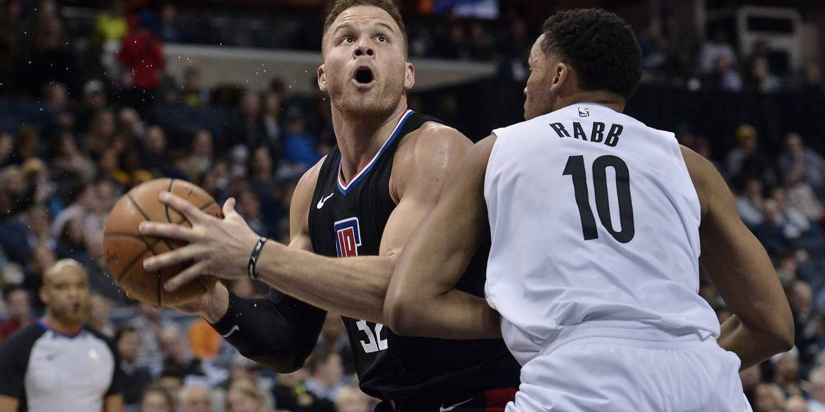 Clippers cambian a Blake Griffin a los Pistons de Detroit