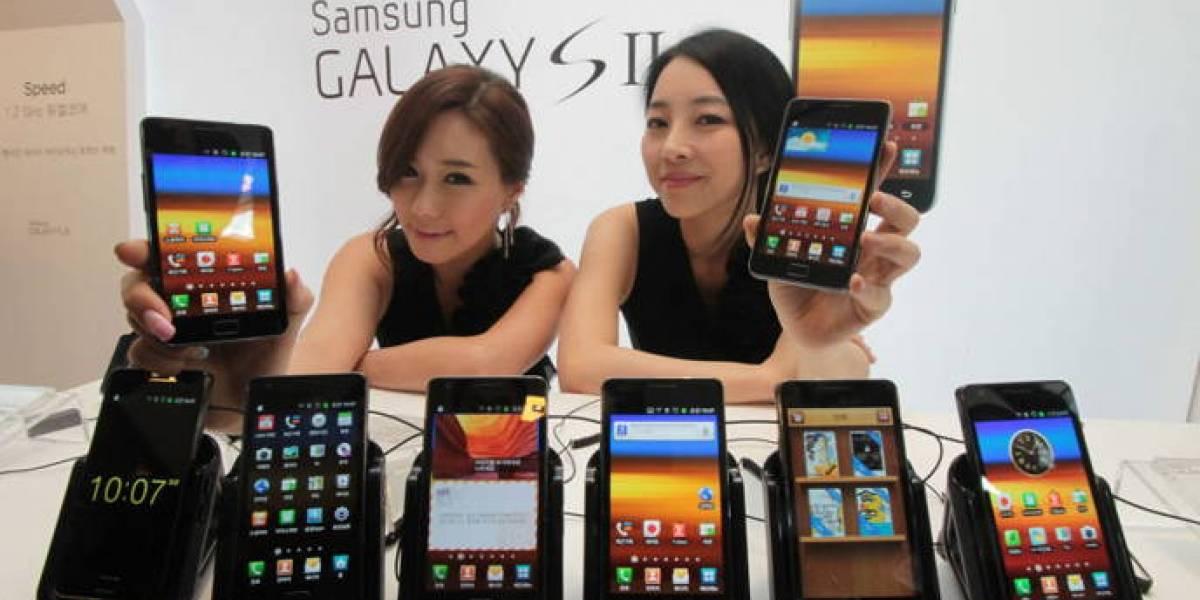 Nokia perderá primer lugar en smartphones a manos de Samsung