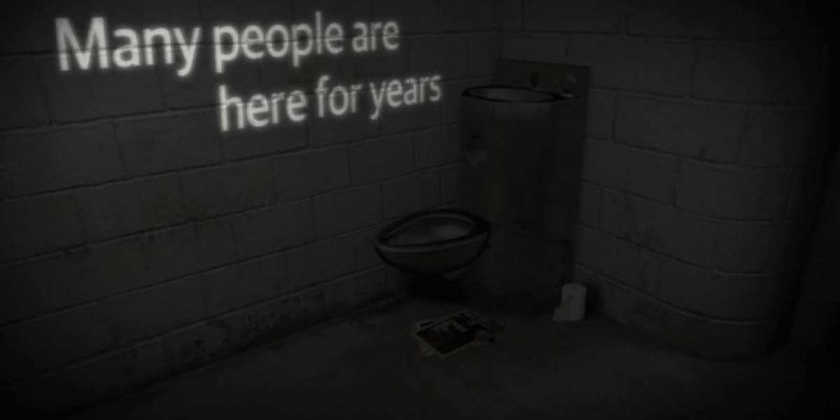 ¿Cómo será vivir en un confinamiento solitario? Esta aplicación te lo muestra