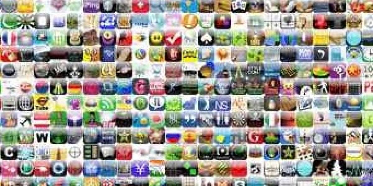 Cada dispositivo con iOS se ha descargado una media de 60 aplicaciones