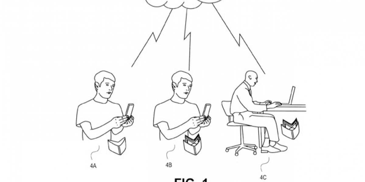 Apple querría patentar gente para usarla de cajero automático