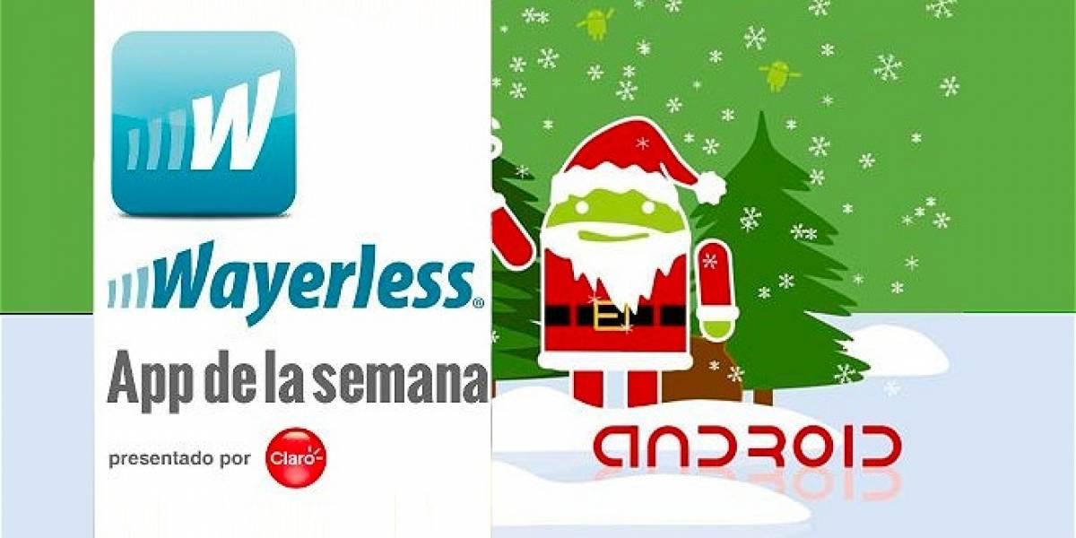Aplicaciones navideñas para tu Android