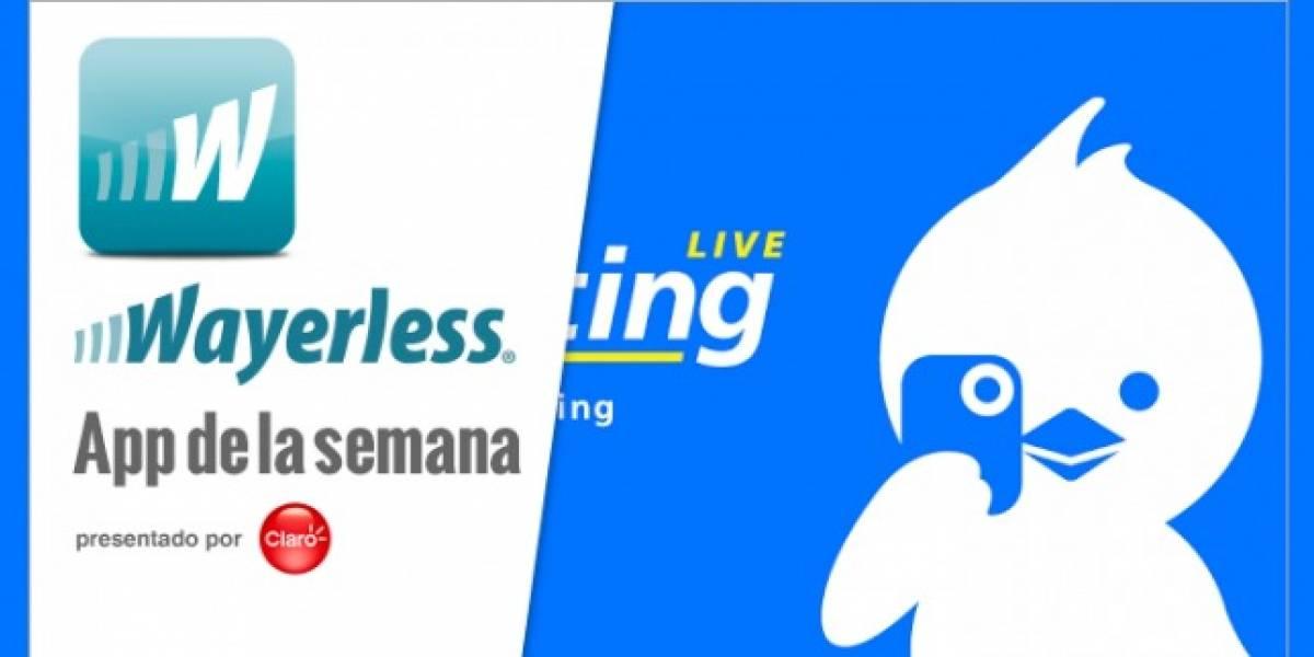 TwitCasting Live, transmite video desde tu Smartphone y compártelo en tus redes sociales