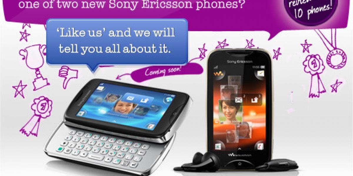 Sony Ericsson quiere que seas el primero en probar sus nuevos móviles