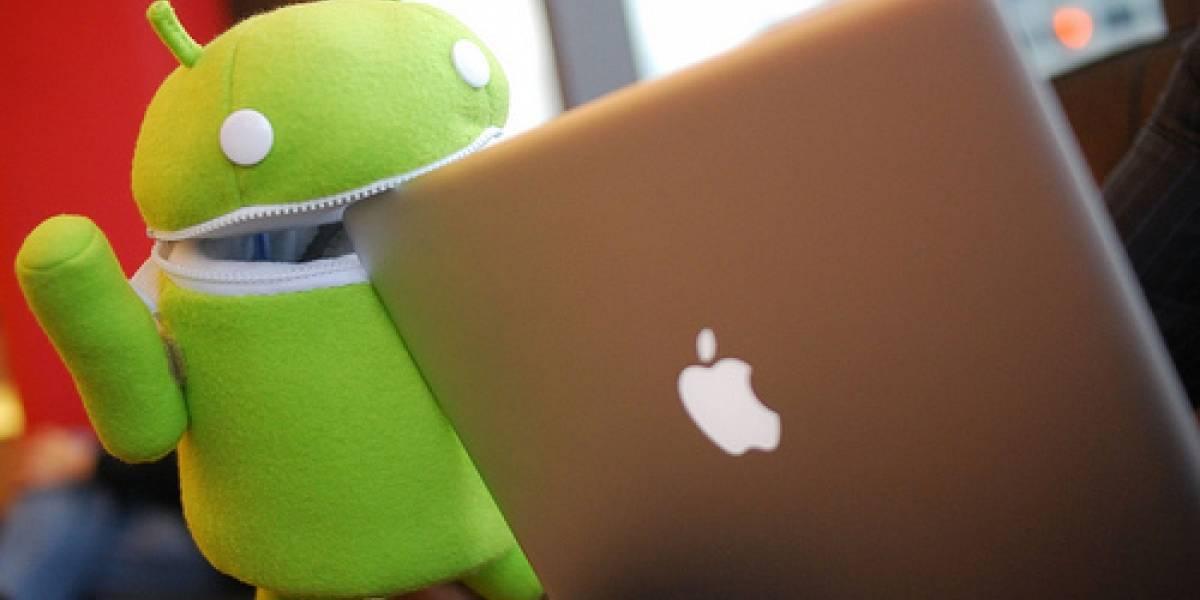 Android iguala a iOS en el espacio publicitario