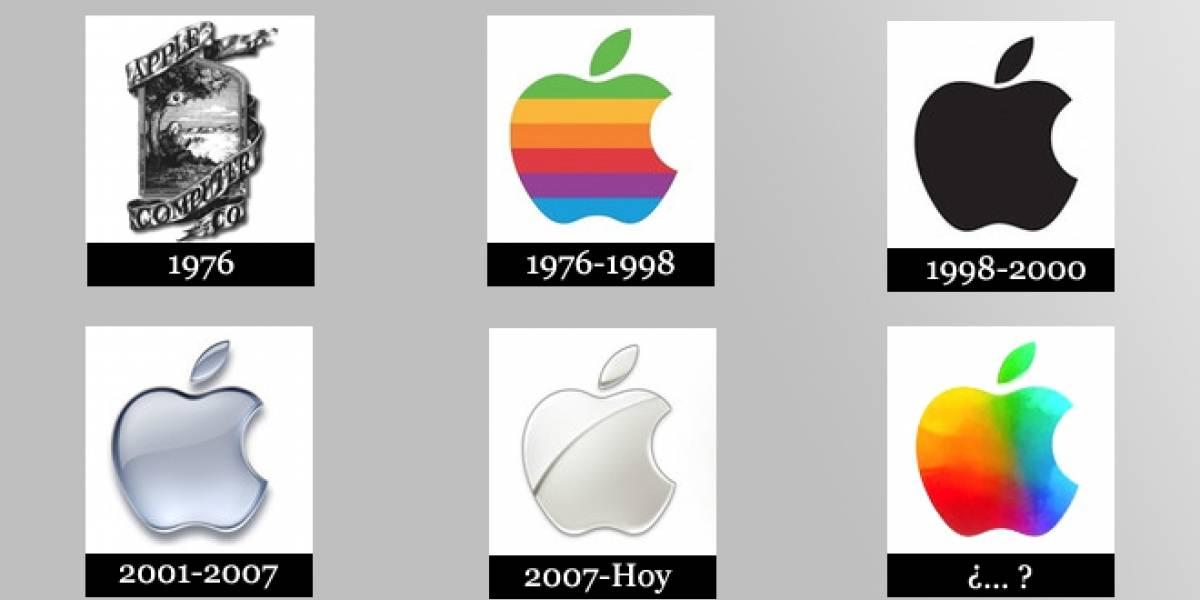 Apple y su nuevo logo misterioso ¿será o no será?