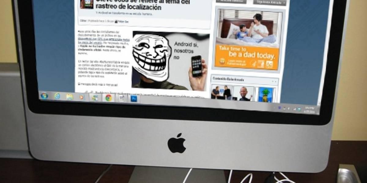 Apple entrega comunicado oficial sobre rastreos