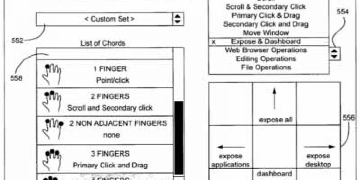 Apple promete leer los dedos en el futuro