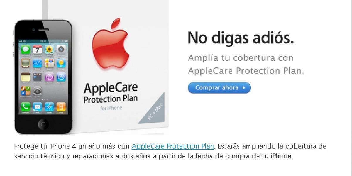 España: Denuncian a Apple por 'publicidad engañosa' sobre el iPhone 4
