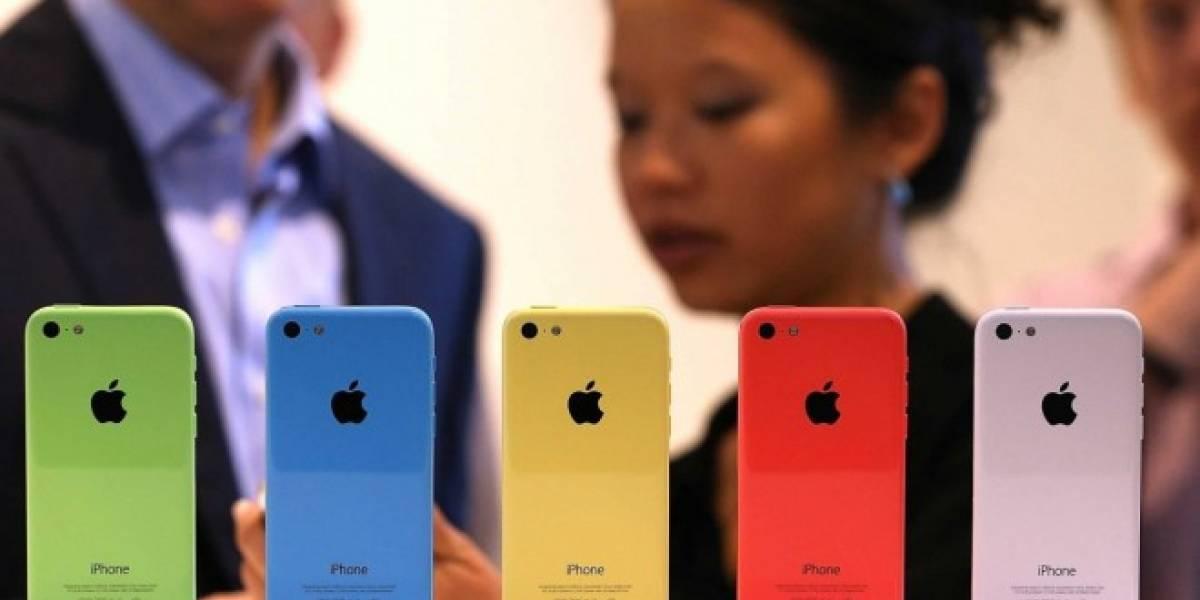 Datos filtrados sobre los nuevos iPhone descartarían un modelo de bajo costo