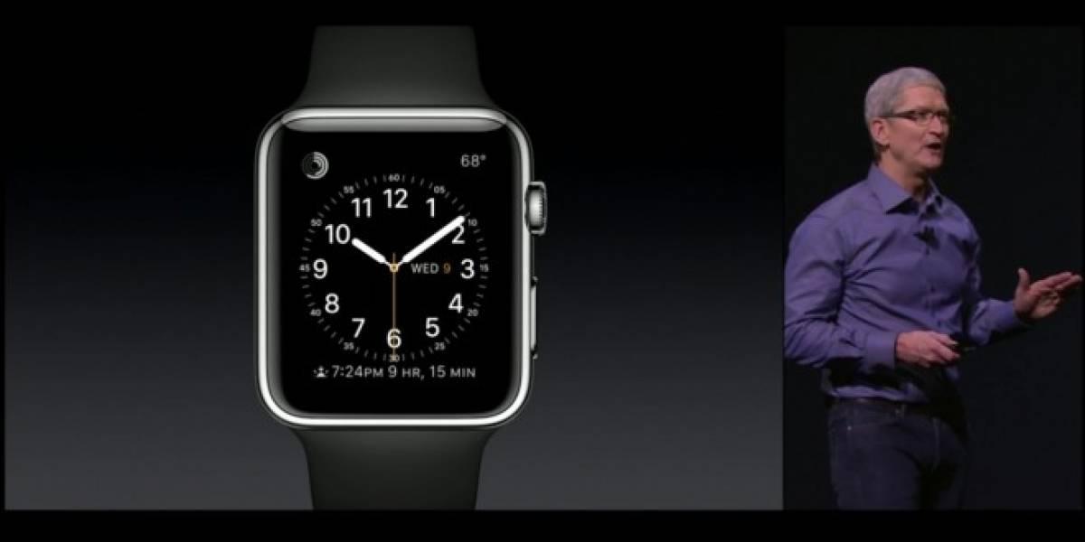 Conoce las nuevas funciones que incorporará Apple Watch OS 2