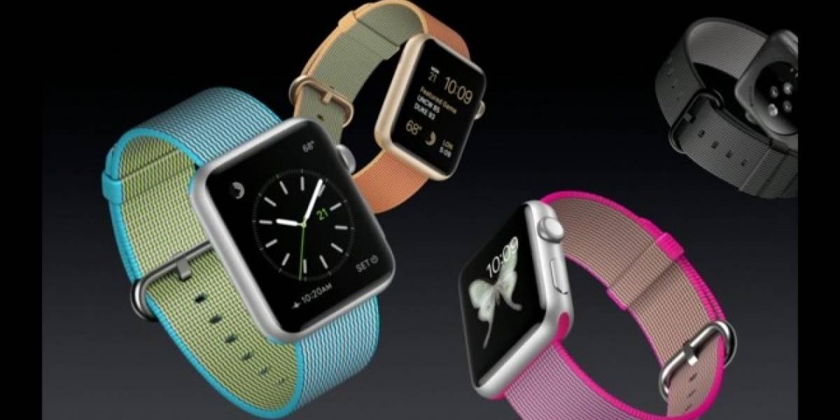 Apple Watch baja de precio y presenta nuevas correas