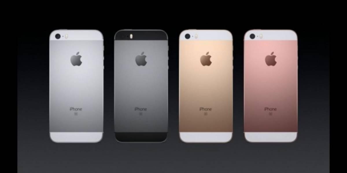Apple presenta el nuevo iPhone SE