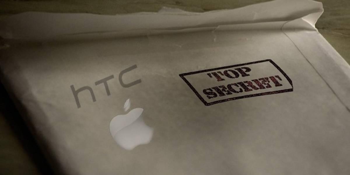 Samsung tendrá acceso al acuerdo secreto entre Apple y HTC
