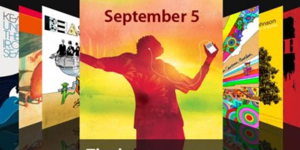 Nuevo Evento Apple: 5 de Septiembre