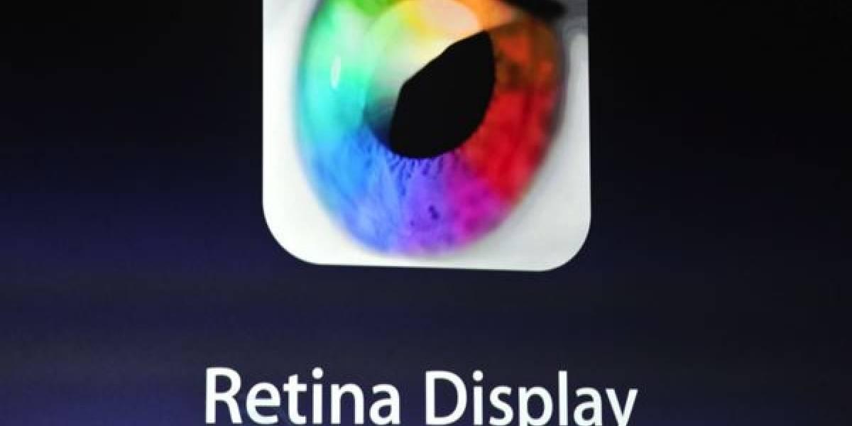 La Retina Display que hace relucir al nuevo iPad