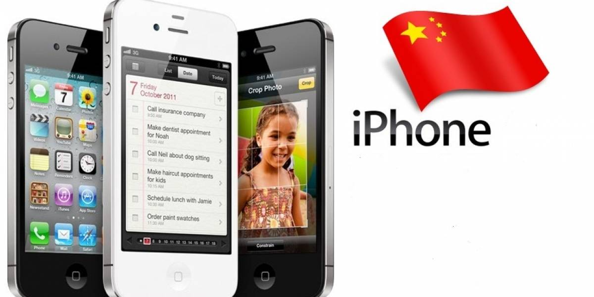 Apple podría vender hasta 40 millones de iPhones en China para el 2013