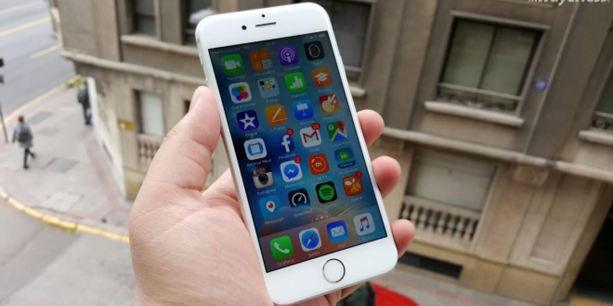 La cámara del iPhone 6s no es tan buena como la de otros Android, según DxOMark