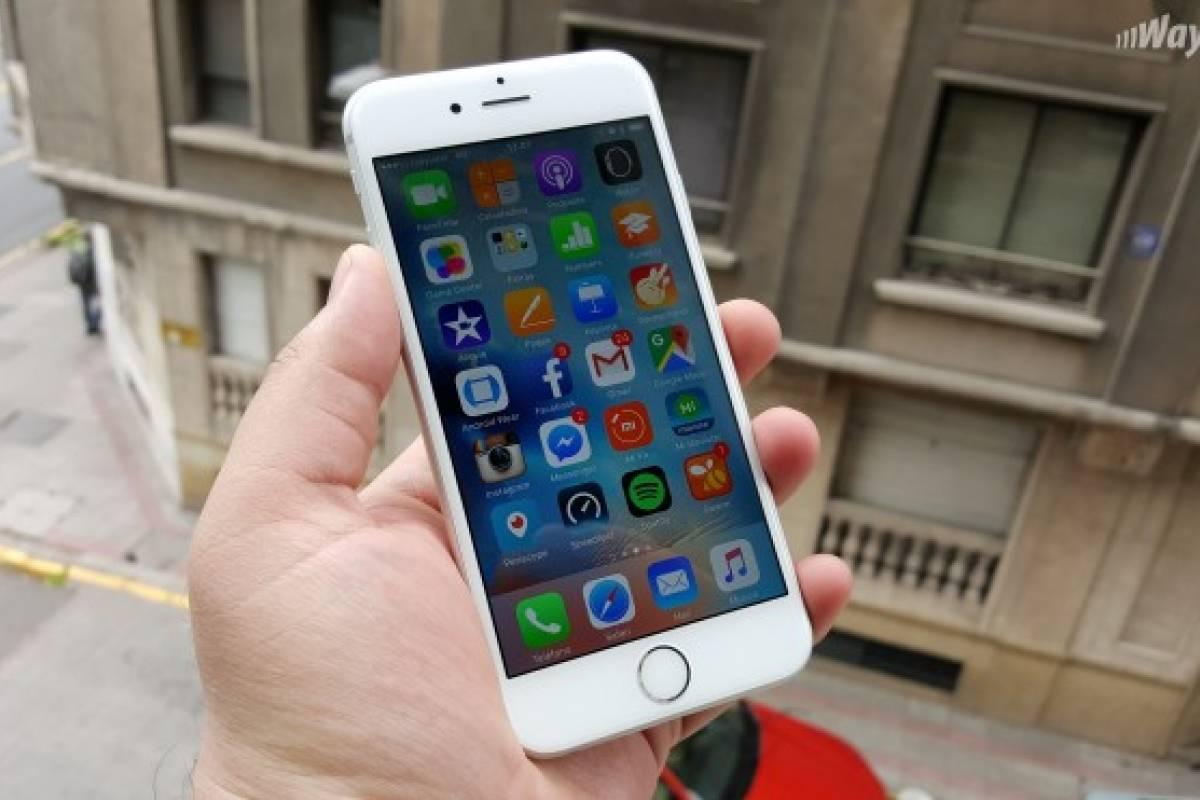 Estos son los precios del iPhone 6s en México y España