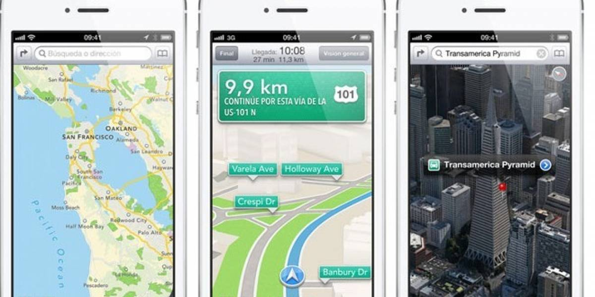 Apple pide ayuda a sus usuarios para mejorar los mapas