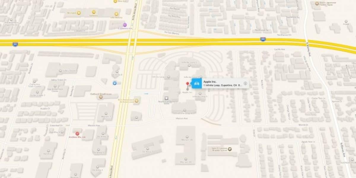 Apple adquiere Coherent Navigation para mejorar sus mapas