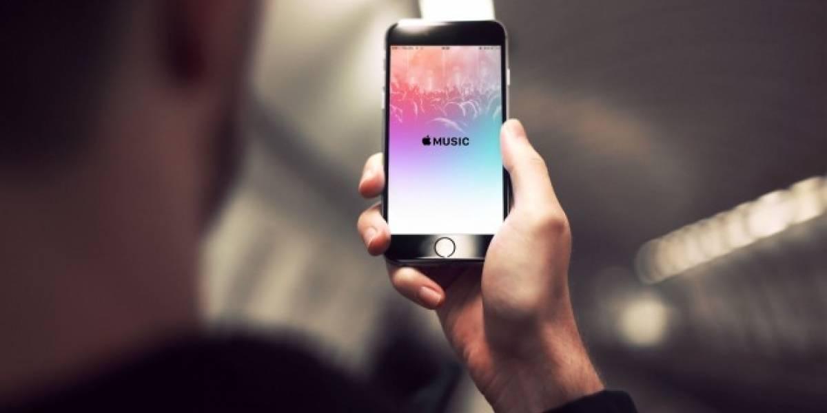 Apple Music sería rediseñado