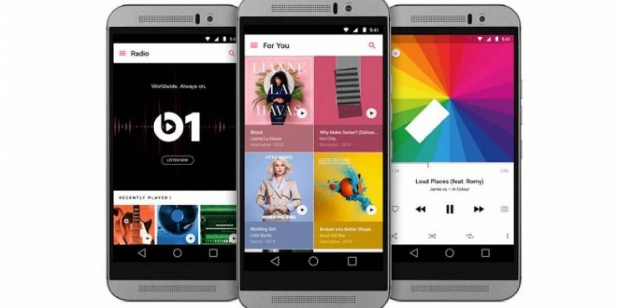 Apple Music para Android por fin integra soporte para tarjetas SD