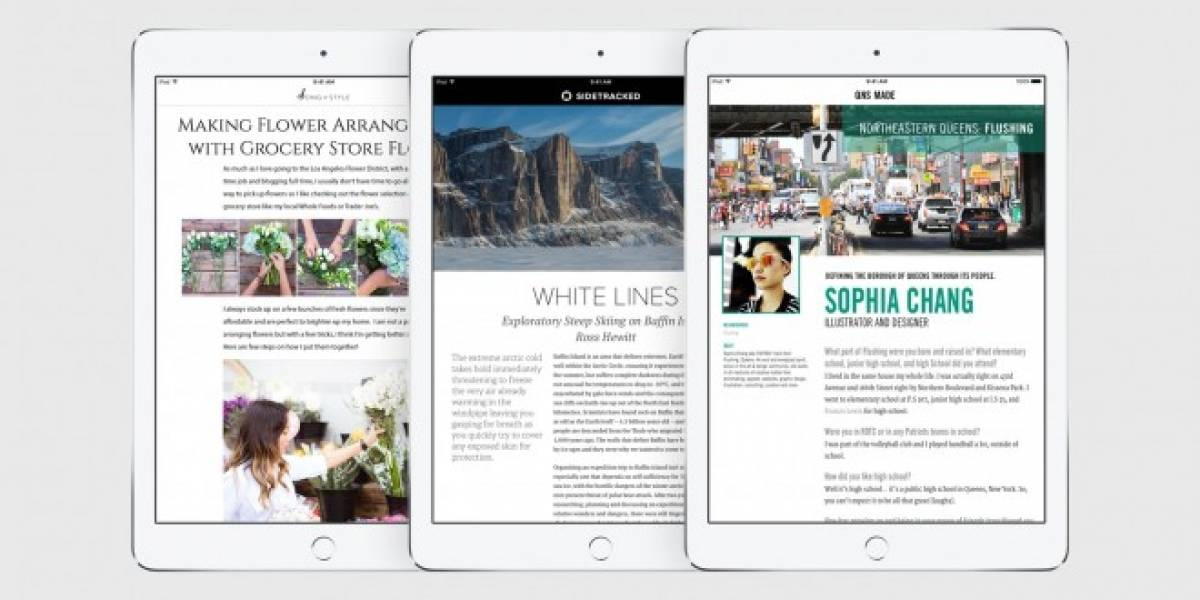 Cómo usar Apple News en iOS 9 si vives fuera de Estados Unidos