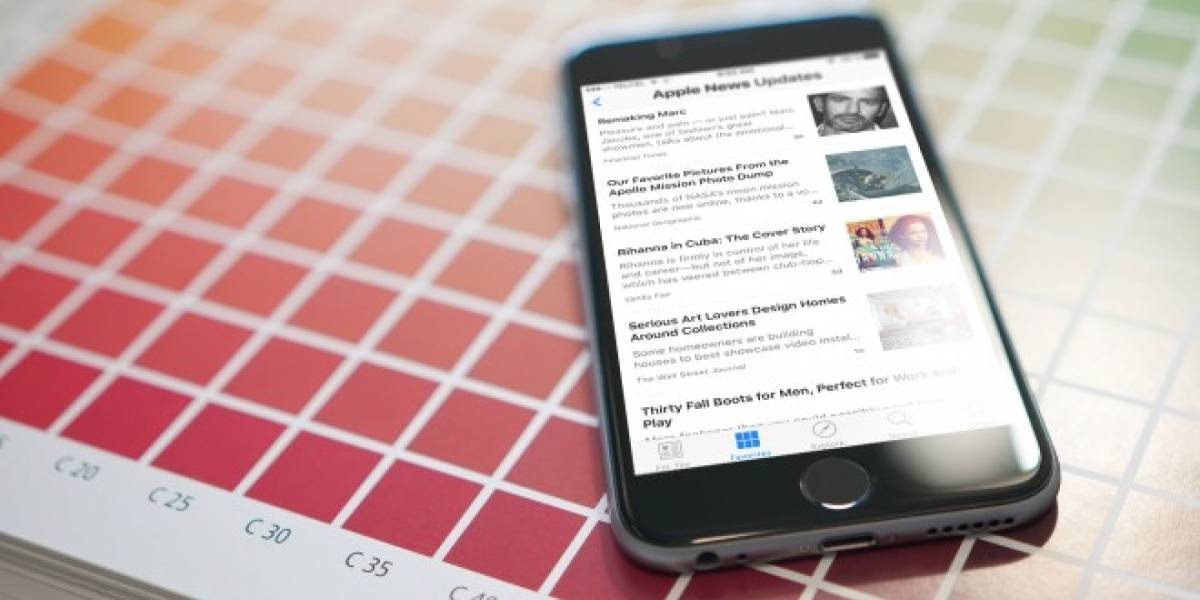 Apple News no estará disponible en China