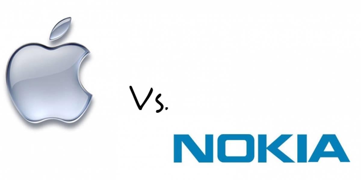 Apple contragolpeó a Nokia y amplió la guerra al Reino Unido