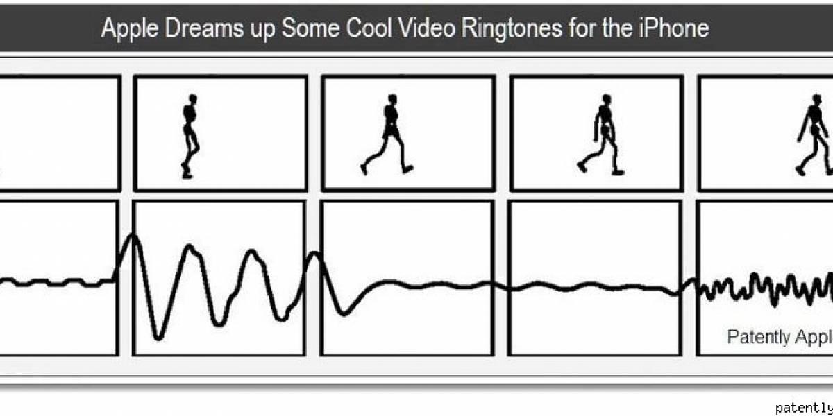 Apple patenta editor audiovisual para tonos de llamada