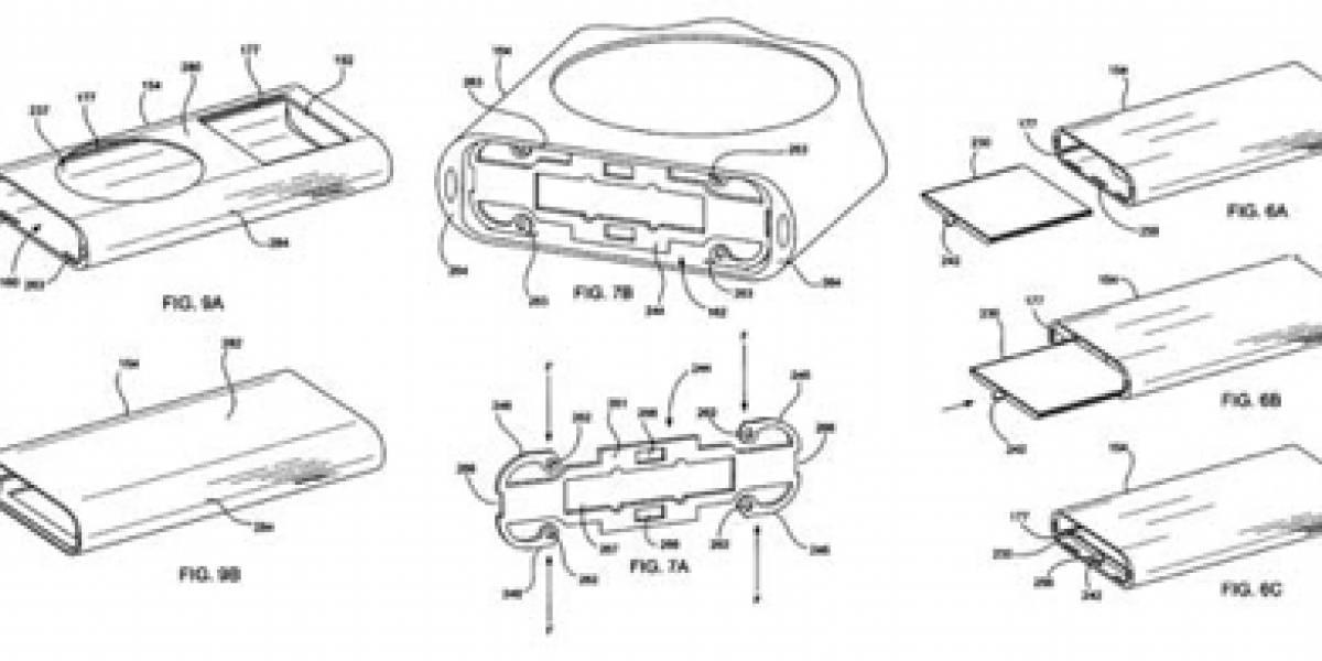 Patente del iPhone se hace pública