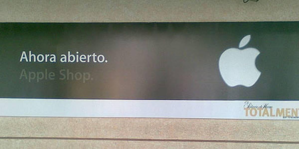 ¿Apple Shops en México y Apple Stores en Brasil?