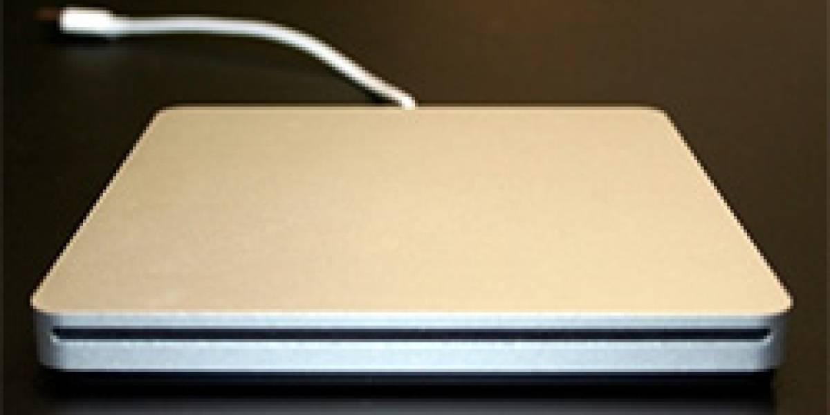 SuperDrive externo del MacBook Air no funciona con otros Mac
