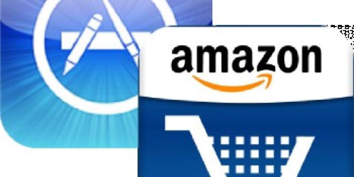 Mandato de Apple contra Amazon, sobre AppStore es rechazado