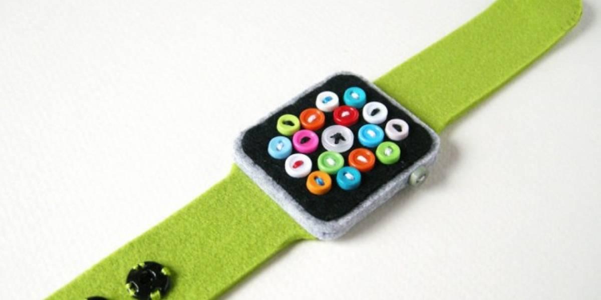 Nuevo Apple Watch 40% más delgado se presentaría en el WWDC 2016